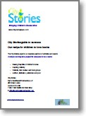 Download a draft copy of 'What is City Stories? ' here...
